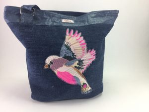 """Jeanstasche """"Upcycling"""" Image"""